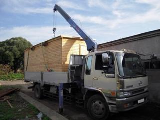 Перевозка бытовок в Одинцово